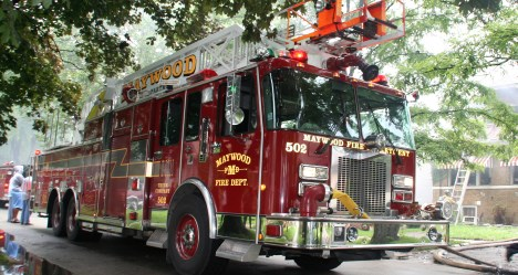 MetroChicagoFire com - Chicago area Fire and EMS Scanner